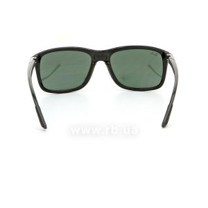 Очки Ray-Ban Active Lifestyle RB8352-6219-71 Black / APX Grey/Green, вид сзади