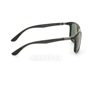 Очки Ray-Ban Active Lifestyle RB8352-6219-71 Black / APX Grey/Green, вид справа