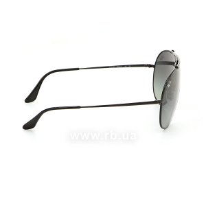 Очки Ray-Ban Wings RB3597-002-11 Black | Faded Grey, вид справа