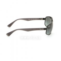 Очки Ray-Ban Active Lifestyle RB3445-006-11 Black | Faded Grey, вид справа
