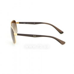 Очки Ray-Ban Active Lifestyle RB3593-001-13 Arista | Gradient Brown, вид слева
