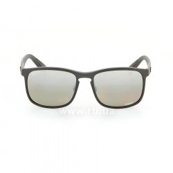 Очки Ray-Ban Chromance RB4264-601S-5J Black | Silver Mirror Polarized, вид спереди