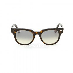 Очки Ray-Ban Meteor Classic RB2168-902-32 Dark Havana | Gradient Grey, вид спереди