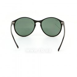 Очки Ray-Ban Youngster RB4371-601-71 Black | Green, вид сзади