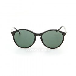 Очки Ray-Ban Youngster RB4371-601-71 Black | Green, вид спереди