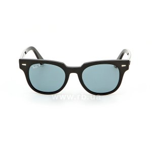 Очки Ray-Ban Meteor Classic RB2168-901-52 Black | Polarized Grey, вид спереди