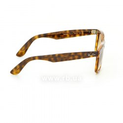 Очки Ray-Ban Modified Wayfarer RB4340-710-51 Havana | Faded Brown, вид справа