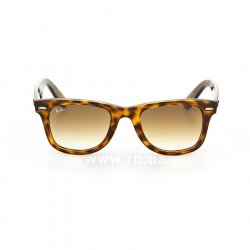 Очки Ray-Ban Modified Wayfarer RB4340-710-51 Havana | Faded Brown, вид спереди