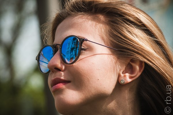 Ray-Ban Round Icons Flat Lenses RB2447N 6255/4O на людях 6