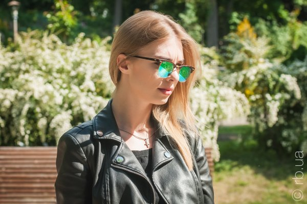 Ray-Ban Clubmaster Flash Lenses RB3016 1145/19 на людях 4