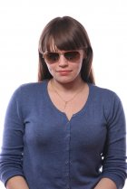 Ray-Ban Aviator Large Metal RB3025 071/51 на людях 11