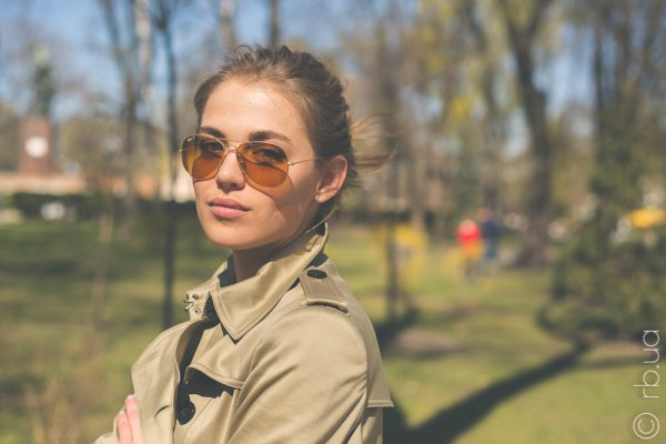 Ray-Ban Aviator Large Metal Special Series RB3025 112/O6 на людях 3