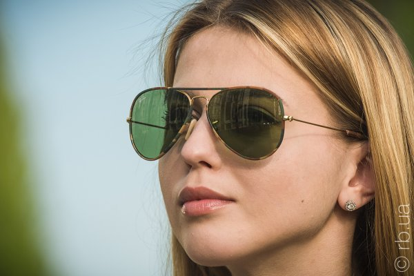 Ray-Ban Aviator Large Metal Camouflage RB3025JM 168/4E на людях 3