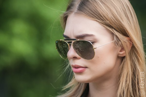 Ray-Ban Outdoorsman II RB3029 181/71 на людях 5