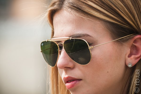 Ray-Ban Outdoorsman RB3030 L0216 на людях 7