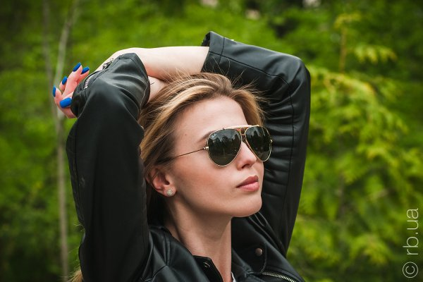 Ray-Ban Shooter RB3138 001 на людях 6