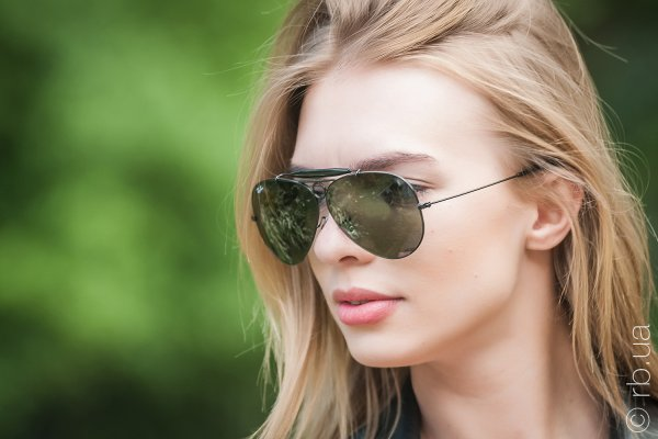 Ray-Ban Shooter RB3138 002 на людях 6