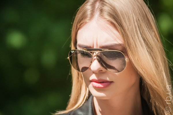 Ray-Ban Shooter RB3138 181 на людях 5