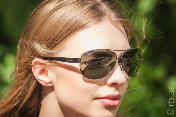 Ray-Ban Active Lifestyle RB3386 004/9A на людях 2