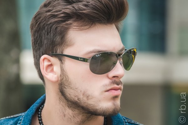 Ray-Ban Active Lifestyle RB3386 004/9A на людях 6