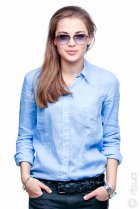 Ray-Ban Active Lifestyle RB3457 001/19 на людях 4