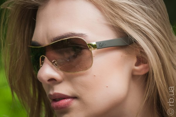 Ray-Ban Youngster RB3471 001/13 на людях 6