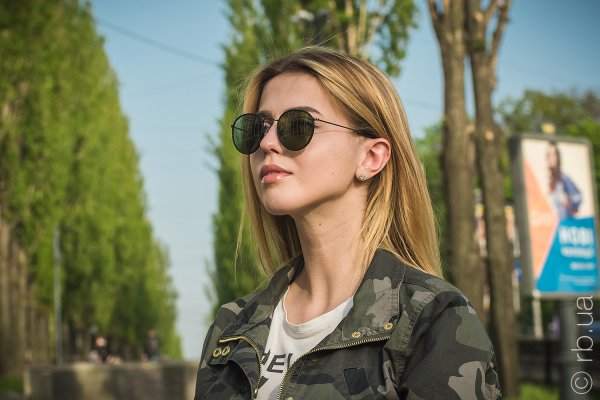Ray-Ban Craft Round Metal RB3475Q 029/14 на людях 5