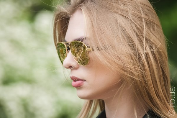 Ray-Ban Active Lifestyle Aviator RB3523 112/2Y на людях 5