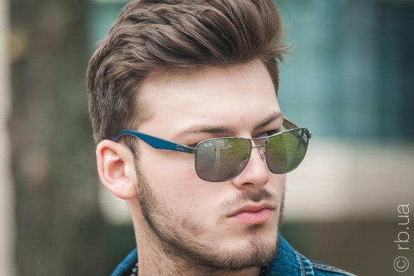 Ray-Ban Active Lifestyle RB3533 004/88 на людях 2