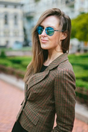 Ray-Ban Active Lifestyle Round RB3536 006/55 на людях 1