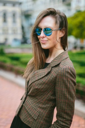 Ray-Ban Active Lifestyle Round RB3536 006/55 на людях 2