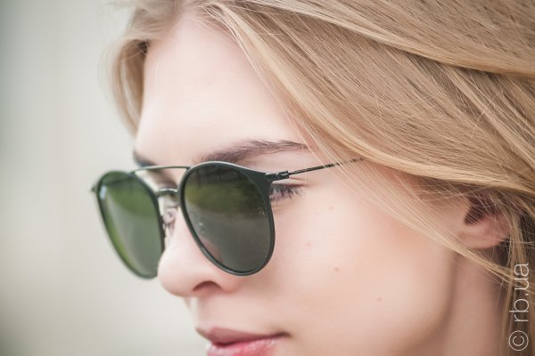 Ray-Ban Highstreet RB3546 186 на людях 6