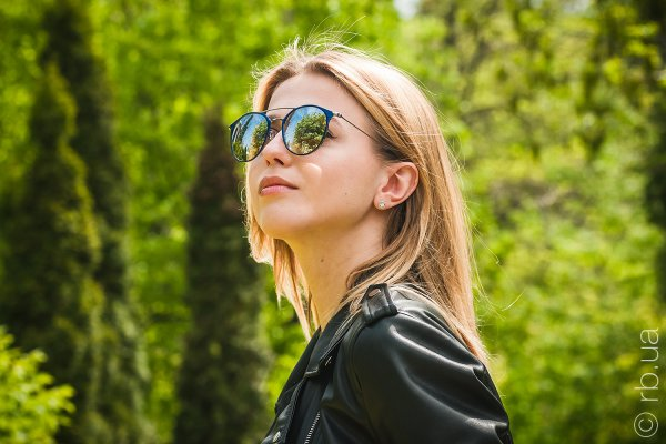 Ray-Ban Highstreet RB3546 9010/9U на людях 1