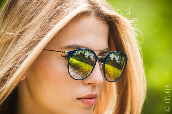 Ray-Ban Highstreet RB3546 9010/9U на людях 3