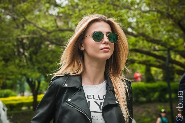 Ray-Ban Hexagonal Flat Lenses RB3548N 001/9O на людях 3
