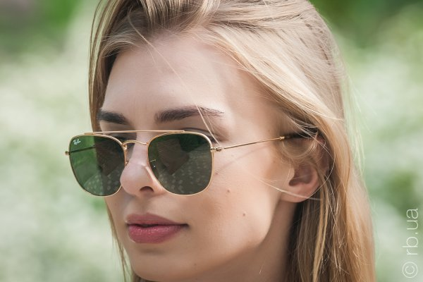 Ray-Ban Active Lifestyle RB3557 001 на людях 2