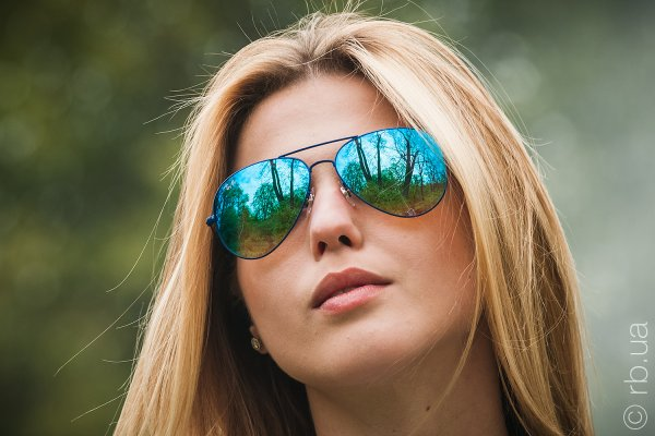 Ray-Ban Youngster Aviator RB3558 9016/B7 на людях 7