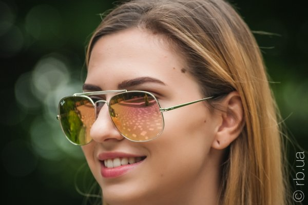 Ray-Ban The General RB3561 003/7O на людях 2