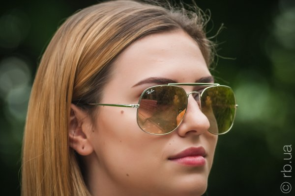 Ray-Ban The General RB3561 003/7O на людях 3