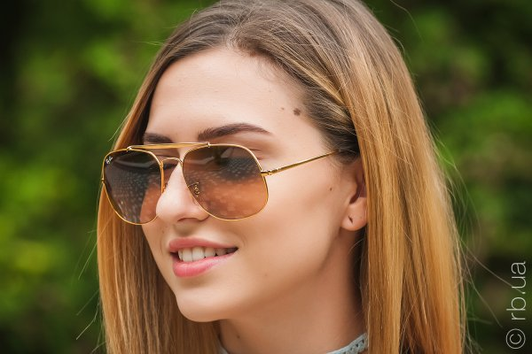 Ray-Ban The General RB3561 9001/A5 на людях 3