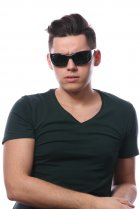 Ray-Ban Highstreet RB4149 601 на людях 6