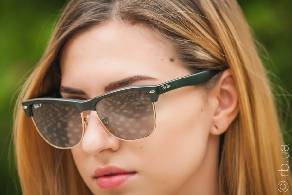 Ray-Ban Oversized Clubmaster RB4175 877/M3 на людях 5