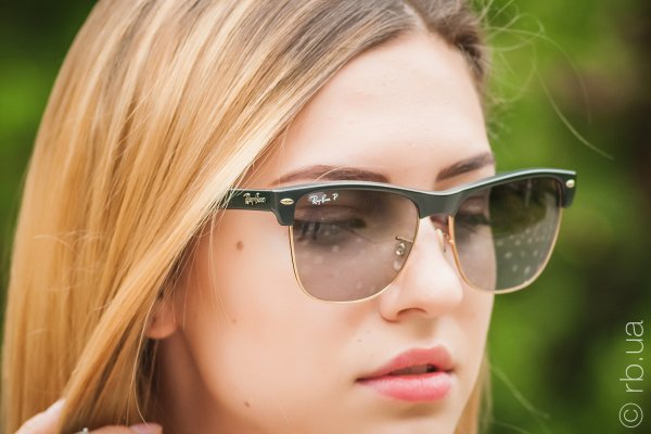 Ray-Ban Oversized Clubmaster RB4175 877/M3 на людях 6