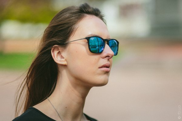 Ray-Ban Chris RB4187 601/55 на людях 1