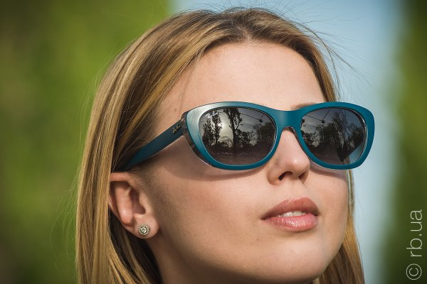 Ray-Ban Highstreet RB4227 6191/8G на людях 5