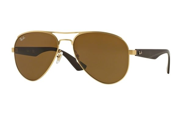 Очки Ray-Ban Active Lifestyle Aviator RB3523-112-73 Matte Arista| Brown