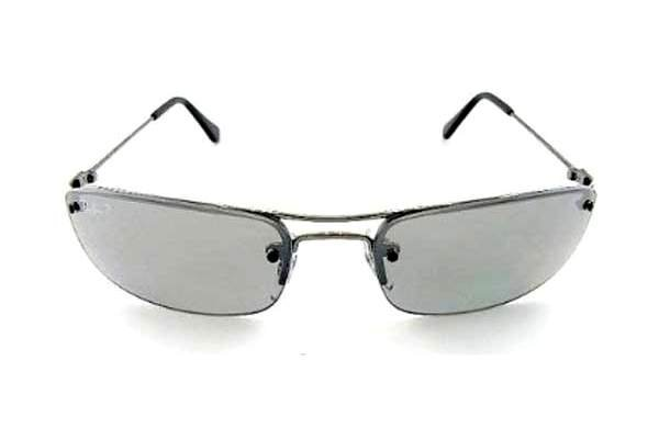 Очки Ray-Ban Active Lifestyle RB3174-004-82 Gunmetal | Poly. Polar Smokey GSM Polarized P3