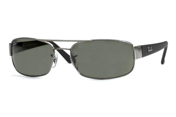 Очки Ray-Ban Active Lifestyle RB3188-004-48 Gunmetal | Natural Green Polarized
