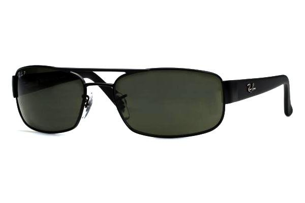 Очки Ray-Ban Active Lifestyle RB3188-006-58 Matt Black | Natural Green Polarized