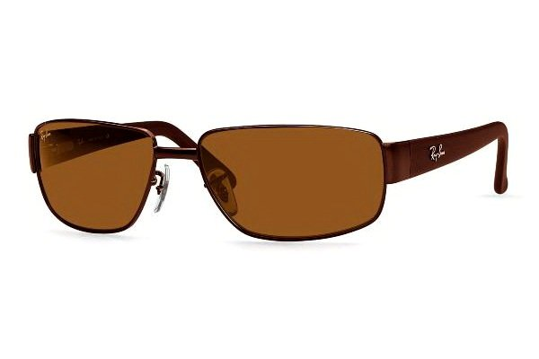Очки Ray-Ban Active Lifestyle RB3189-012 Matte Brown | Natural Brown (B-15 XLT)